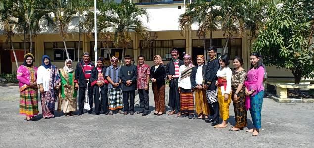 Partisipasi Pascasarjana Dalam Peringatan Hari Sumpah Pemuda 28 Oktober 2019